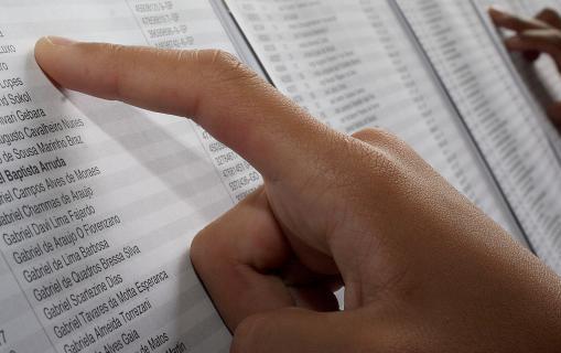 06/06 – Fatep divulga resultados dos aprovados em vestibular unificado