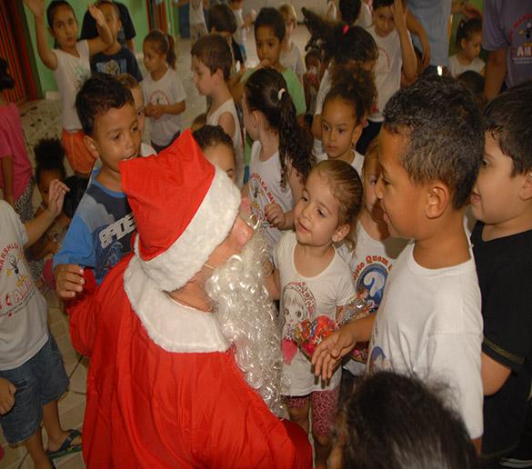 COBERTURA FOTOGRÁFICA – Campanha de Natal