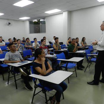 Foto 1 - Início das aulas na Fatep - Faculdade de Tecnologia de Piracicaba [Crédito - Engenho da Notícia Assessoria de Imprensa]
