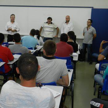 Foto 11 - Início das aulas na Fatep - Faculdade de Tecnologia de Piracicaba [Crédito - Engenho da Notícia Assessoria de Imprensa]