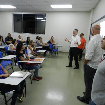Foto 4 - Início das aulas na Fatep - Faculdade de Tecnologia de Piracicaba [Crédito - Engenho da Notícia Assessoria de Imprensa]