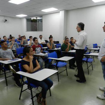 Foto 5 - Início das aulas na Fatep - Faculdade de Tecnologia de Piracicaba [Crédito - Engenho da Notícia Assessoria de Imprensa]