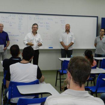 Foto 6 - Início das aulas na Fatep - Faculdade de Tecnologia de Piracicaba [Crédito - Engenho da Notícia Assessoria de Imprensa]