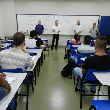 Foto 7 - Início das aulas na Fatep - Faculdade de Tecnologia de Piracicaba [Crédito - Engenho da Notícia Assessoria de Imprensa]