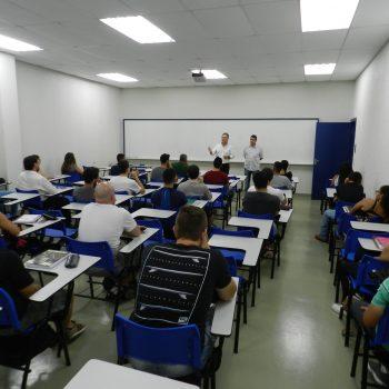 Foto 8 - Início das aulas na Fatep - Faculdade de Tecnologia de Piracicaba [Crédito - Engenho da Notícia Assessoria de Imprensa]