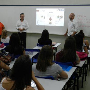 Foto 9 - Início das aulas na Fatep - Faculdade de Tecnologia de Piracicaba [Crédito - Engenho da Notícia Assessoria de Imprensa]