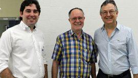 Fatep recebe prefeito de Piracicaba para visita ao novo campus