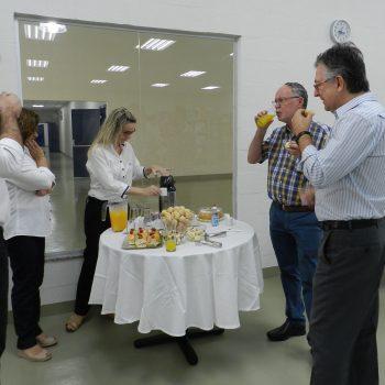 Foto Fatep Piracicaba - Fatep recebe a visita do prefeito Barjas Negri