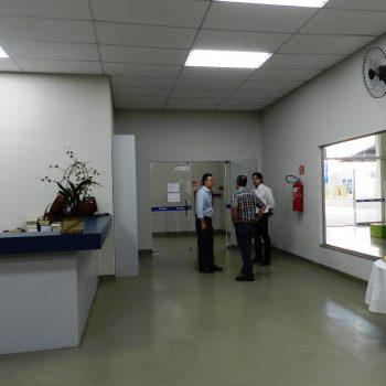Foto - Prefeito Barjas Negri conhece as instalações da Fatep Piracicaba