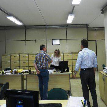 Prefeito Barjas Negri conhece as instalações da Fatep Piracicaba