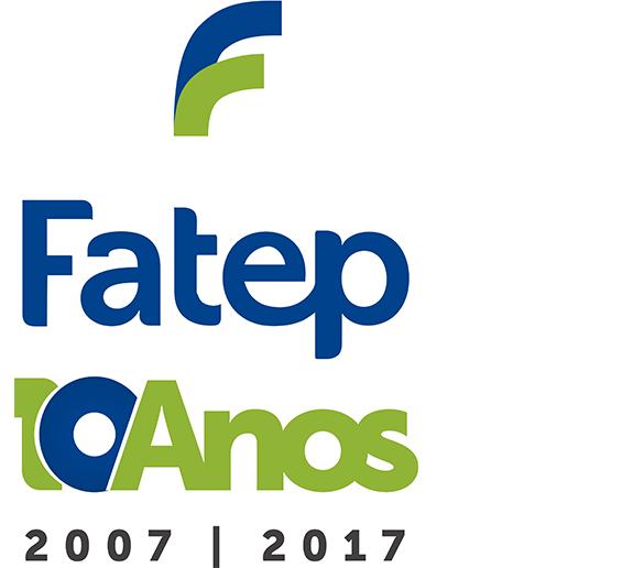 Fatep lança selo para marcar comemorações de 10 anos