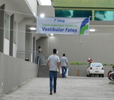 VESTIBULAR DE INVERNO – Processo Seletivo da Fatep encerra inscrições hoje (1)