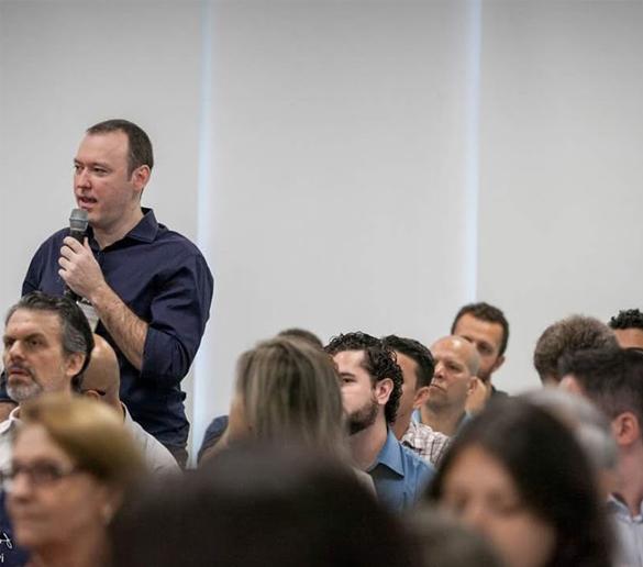 Fatep recebe palestra gratuita sobre  Sistema de Gestão Empresarial