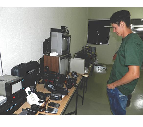 Fatep recebe exposição sobre tecnologia de informação e comunicação