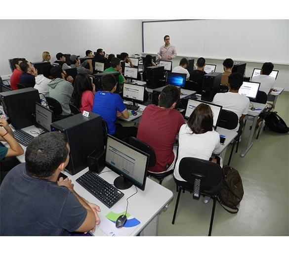 Fatep investe em novos equipamentos de informática