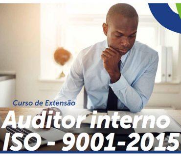 Fatep abre inscrição para o curso Auditor Interno ISO-9001:2015