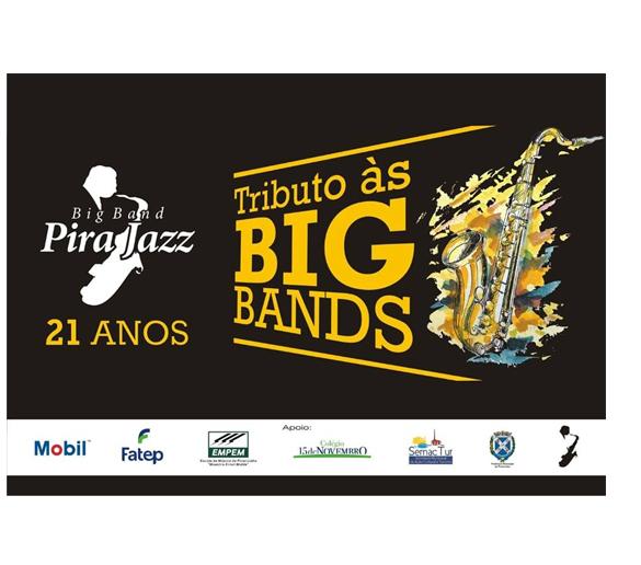 Fatep e Colégio 15 de Novembro apoiam tributo às Big Bands no Teatro Municipal