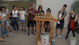 Engenharia Civil e Produção: Desafio Ponte de Macarrão desenvolve habilidades dos alunos