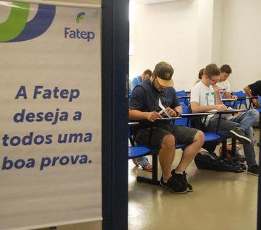 Fatep abre inscrição do Processo Seletivo Agendado para curso de Engenharia Agronômica
