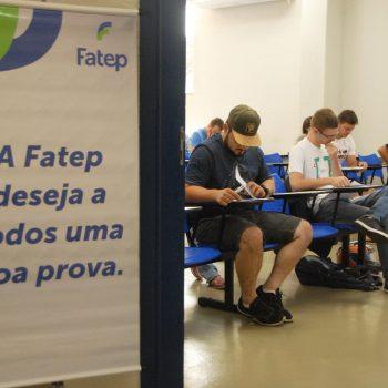 F2 - Vestibular de Engenharia Agronômica da Fatep