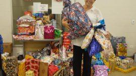 Natal – Fatep e Colégio 15 de Novembro doam brinquedos para o Oratório são Mário