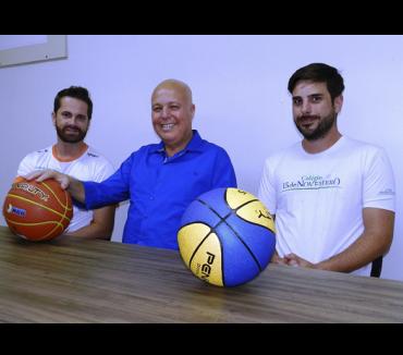 Fatep e Colégio 15 de Novembro divulgam apoio a time de basquete feminino