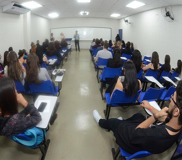 Fatep promove 1a. Semana de Engenharia Agronômica