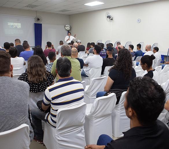 Tem início a 2ª semana da Engenharia Civil da Fatep
