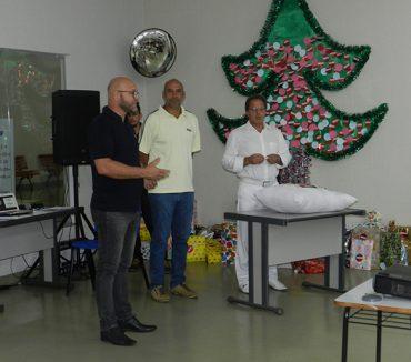 Fatep promove palestra sobre primeiros socorros