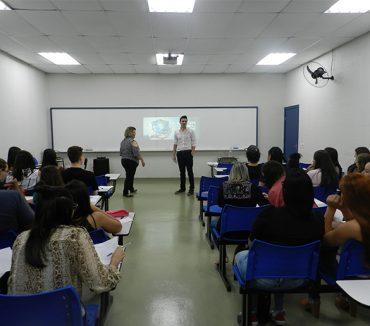 Alunos do curso de RH da Fatep têm palestra sobre sustentabilidade